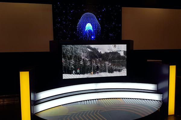 Led экран indoor